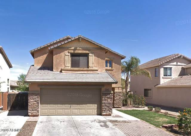 2492 W Desert Spring Way, Queen Creek, AZ 85142 (MLS #6175936) :: Yost Realty Group at RE/MAX Casa Grande