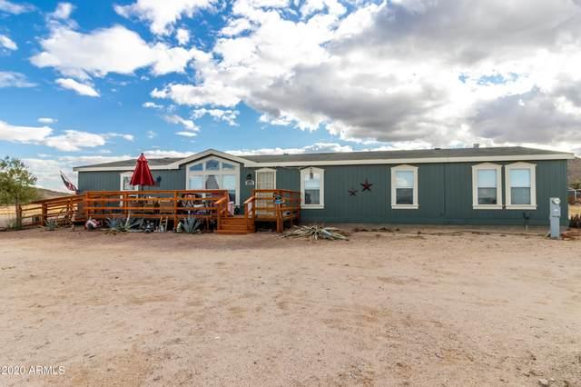 51883 W Bluejay Street, Maricopa, AZ 85139 (MLS #6175986) :: Long Realty West Valley
