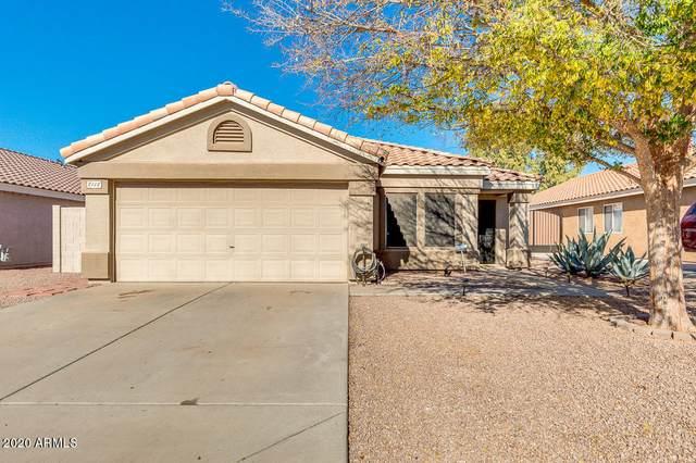 8112 E Olla Avenue, Mesa, AZ 85212 (MLS #6176020) :: Arizona Home Group