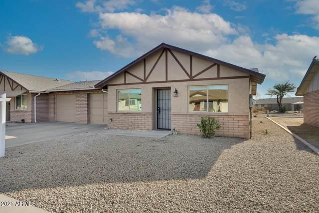 10021 N 97TH Avenue B, Peoria, AZ 85345 (MLS #6176022) :: Long Realty West Valley