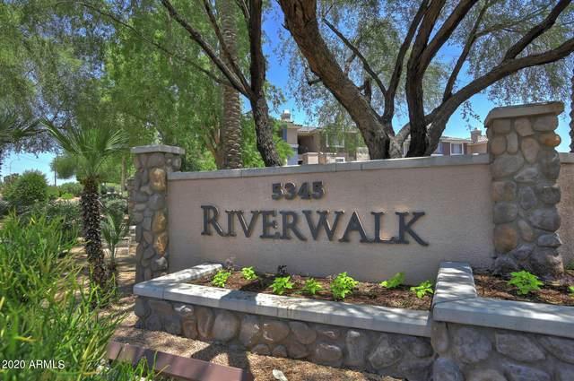 5345 E Van Buren Street #324, Phoenix, AZ 85008 (MLS #6176046) :: Maison DeBlanc Real Estate
