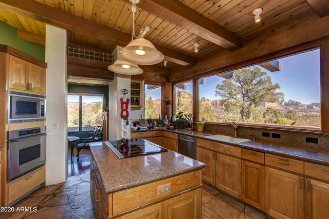 83 El Camino Tesoros, Sedona, AZ 86336 (MLS #6176057) :: RE/MAX Desert Showcase