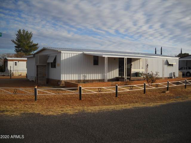 5031 E Ironwood Circle, Sierra Vista, AZ 85650 (MLS #6176120) :: Maison DeBlanc Real Estate