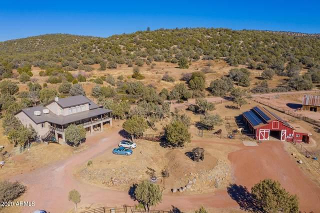 257 W Vera Lane, Payson, AZ 85541 (MLS #6176146) :: Midland Real Estate Alliance