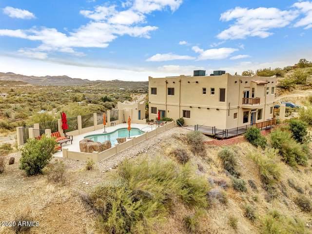 32150 S Lisa Drive, Black Canyon City, AZ 85324 (MLS #6176231) :: Long Realty West Valley