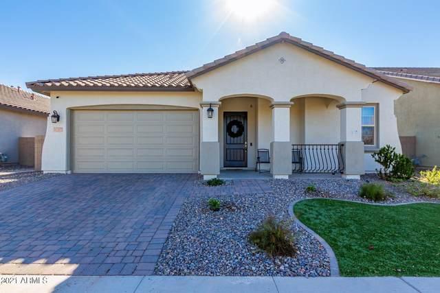 41387 W Almira Drive, Maricopa, AZ 85138 (MLS #6176270) :: Long Realty West Valley