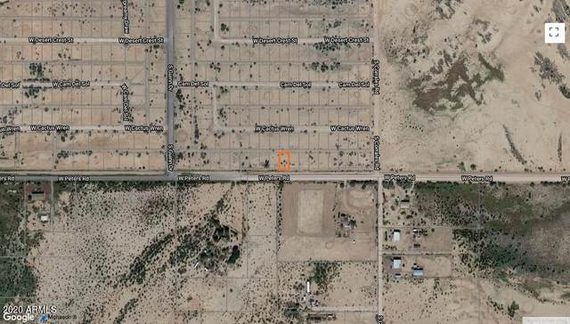 0 W Peters Road, Casa Grande, AZ 85193 (MLS #6176272) :: The Helping Hands Team