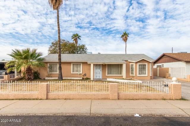 3442 N 39TH Drive, Phoenix, AZ 85019 (MLS #6176296) :: Yost Realty Group at RE/MAX Casa Grande