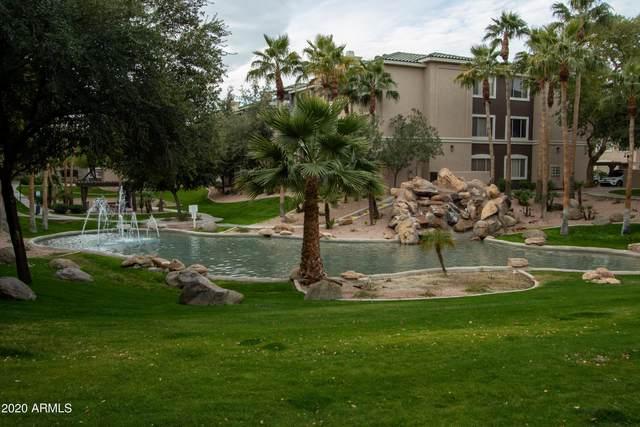 5345 E Van Buren Street #160, Phoenix, AZ 85008 (MLS #6176354) :: Maison DeBlanc Real Estate