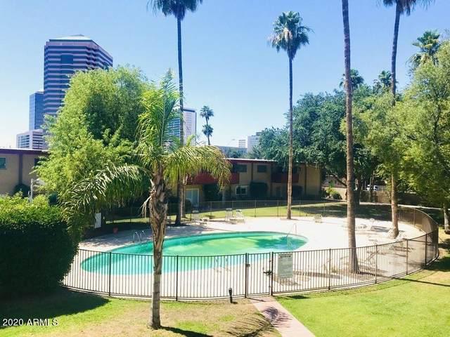 355 E Thomas Road B108, Phoenix, AZ 85012 (MLS #6176479) :: Long Realty West Valley