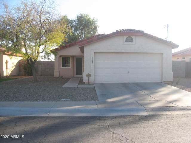 4545 N 67TH Avenue #1027, Phoenix, AZ 85033 (MLS #6176492) :: Conway Real Estate