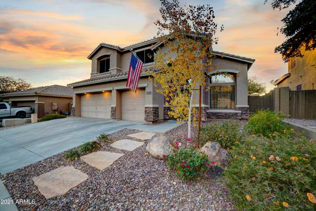 41116 N Majesty Way, Anthem, AZ 85086 (MLS #6176498) :: Klaus Team Real Estate Solutions