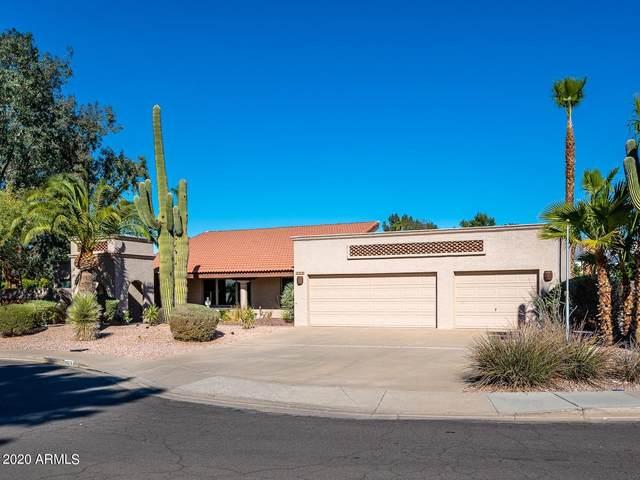 10078 E Becker Lane, Scottsdale, AZ 85260 (MLS #6176499) :: The W Group