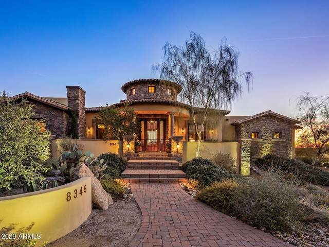 8345 E Echo Canyon Circle, Mesa, AZ 85207 (MLS #6176500) :: Arizona Home Group