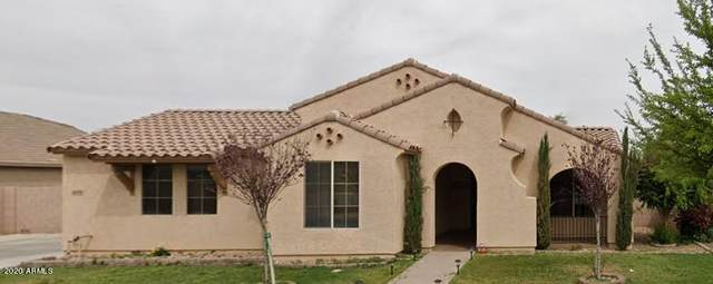 21931 S 219TH Place, Queen Creek, AZ 85142 (MLS #6176504) :: The Property Partners at eXp Realty