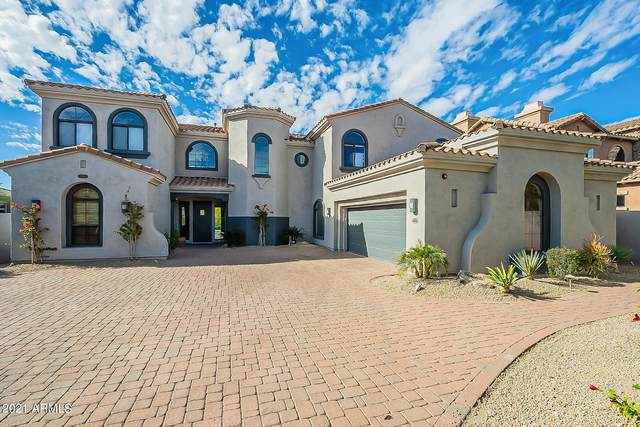 9994 E Ridgerunner Drive, Scottsdale, AZ 85255 (MLS #6176508) :: Long Realty West Valley