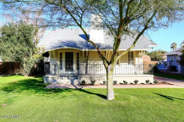60 E Hoover Avenue, Phoenix, AZ 85004 (MLS #6176515) :: Devor Real Estate Associates