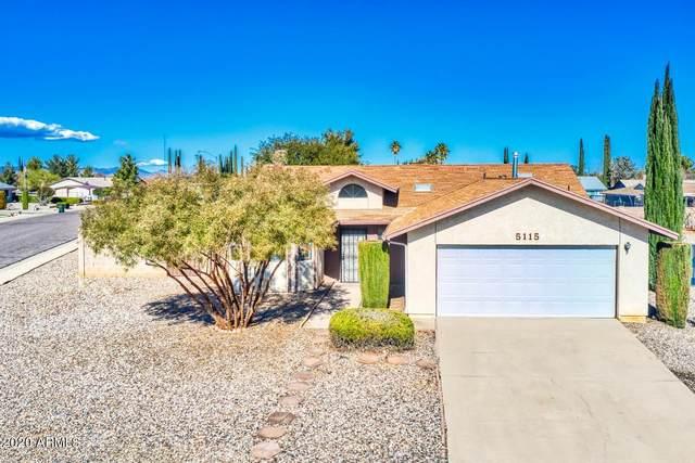 5115 Calle Granada, Sierra Vista, AZ 85635 (MLS #6176517) :: The Property Partners at eXp Realty