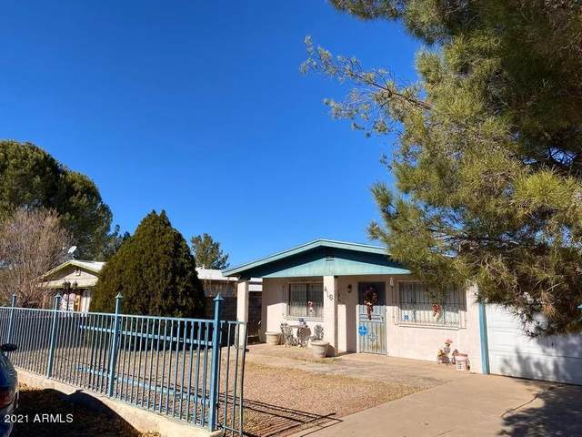 416 W Palm Avenue, Pirtleville, AZ 85626 (MLS #6176540) :: Klaus Team Real Estate Solutions