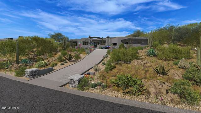 10886 E Fortuna Drive, Scottsdale, AZ 85262 (MLS #6176542) :: The Property Partners at eXp Realty