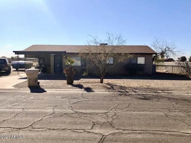 13960 S Berwick Road, Arizona City, AZ 85123 (MLS #6176549) :: The Daniel Montez Real Estate Group