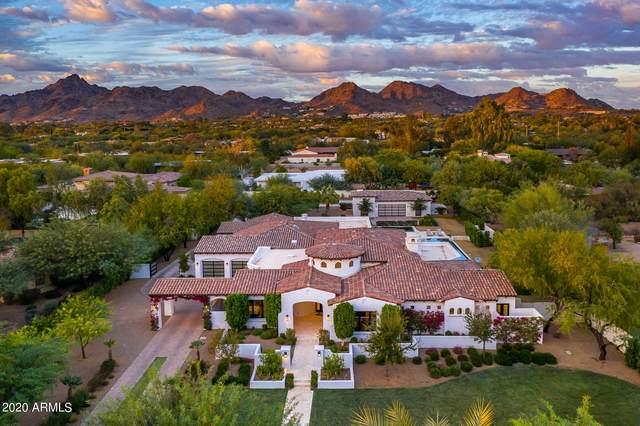 5244 N 37TH Place, Paradise Valley, AZ 85253 (MLS #6176554) :: Yost Realty Group at RE/MAX Casa Grande
