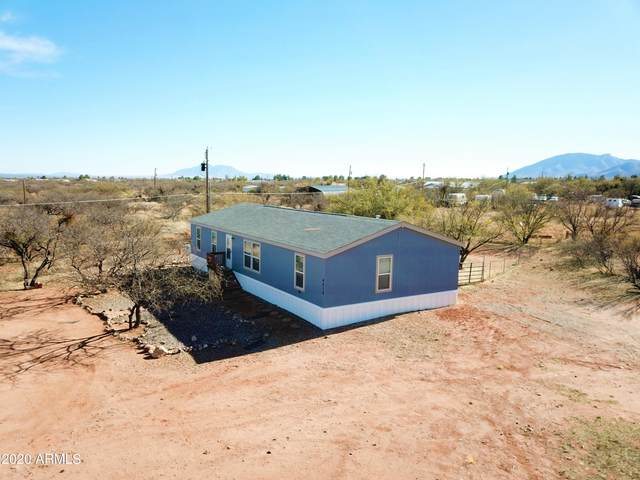 4616 E Glenn Road, Sierra Vista, AZ 85650 (MLS #6176589) :: The Ethridge Team
