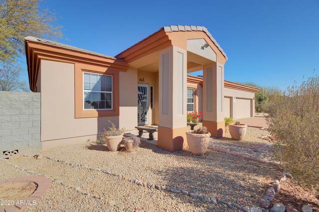 8066 N Bel Air Road, Casa Grande, AZ 85194 (MLS #6176597) :: The Daniel Montez Real Estate Group