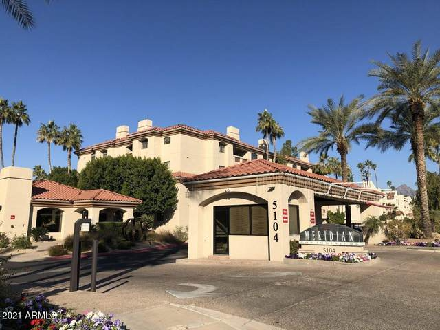 5104 N 32ND Street #105, Phoenix, AZ 85018 (MLS #6176684) :: Maison DeBlanc Real Estate