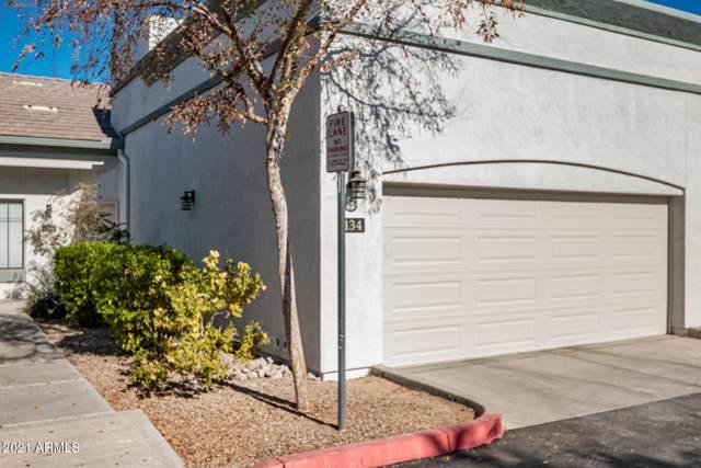 295 N Rural Road #134, Chandler, AZ 85226 (MLS #6176726) :: Maison DeBlanc Real Estate