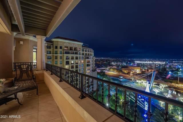 7175 E Camelback Road #1105, Scottsdale, AZ 85251 (MLS #6176819) :: Maison DeBlanc Real Estate