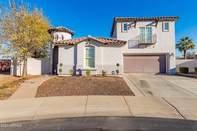 3049 S Danielson Place, Chandler, AZ 85286 (MLS #6176821) :: Klaus Team Real Estate Solutions