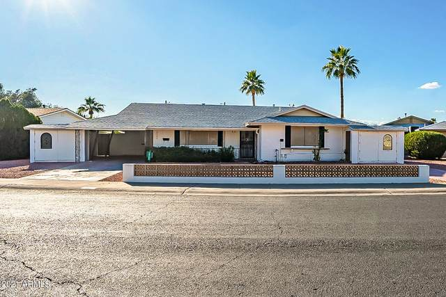 10705 W Canterbury Drive, Sun City, AZ 85351 (MLS #6176852) :: neXGen Real Estate