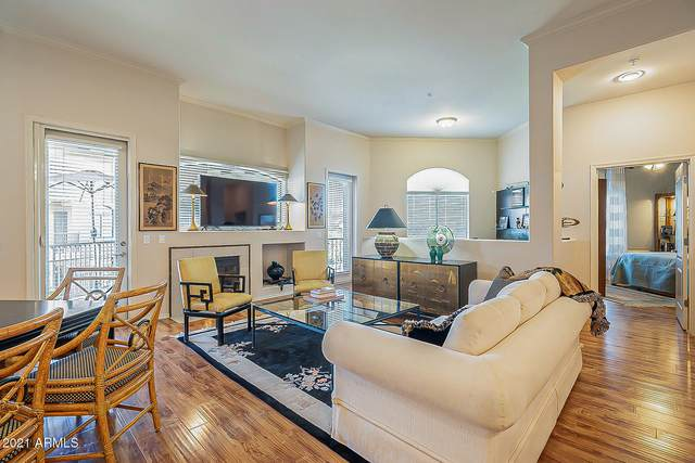 11640 N Tatum Boulevard #3062, Phoenix, AZ 85028 (MLS #6176886) :: Maison DeBlanc Real Estate