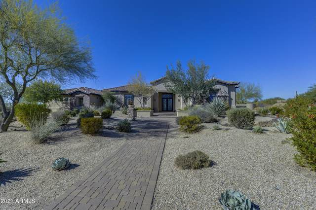 27550 N 70th Way, Scottsdale, AZ 85266 (MLS #6176935) :: The Ellens Team