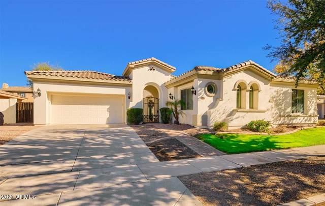 4689 S Bandit Road, Gilbert, AZ 85297 (MLS #6176973) :: Yost Realty Group at RE/MAX Casa Grande