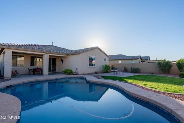 10104 E Tarragon Avenue, Mesa, AZ 85212 (MLS #6176977) :: The Helping Hands Team