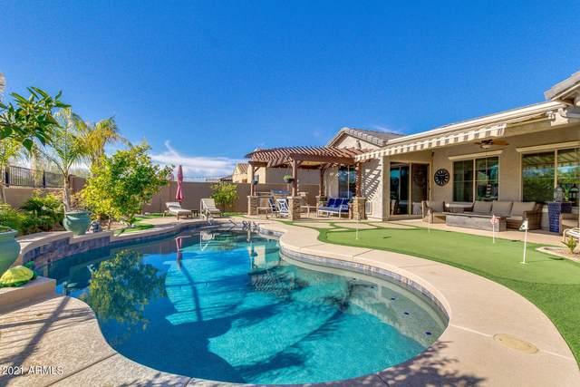 10859 E Thornton Avenue, Mesa, AZ 85212 (MLS #6176993) :: The Property Partners at eXp Realty