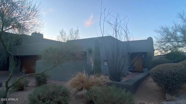 9951 E Graythorn Drive #43, Scottsdale, AZ 85262 (MLS #6176998) :: The Ellens Team