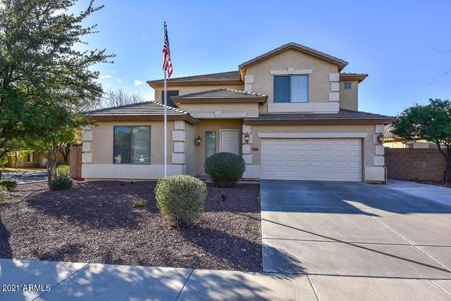16807 W Sharon Drive, Surprise, AZ 85388 (MLS #6177006) :: Howe Realty