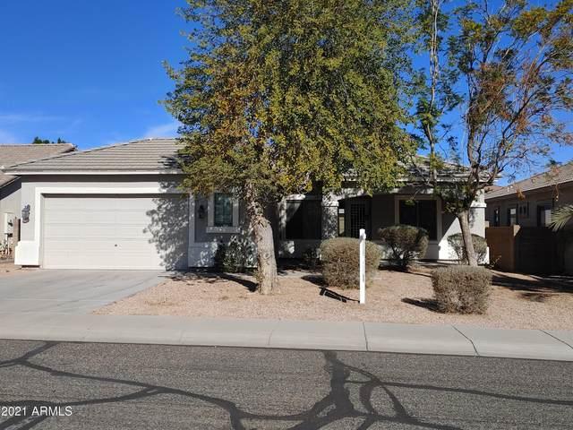 13724 W San Miguel Avenue, Litchfield Park, AZ 85340 (MLS #6177018) :: Balboa Realty