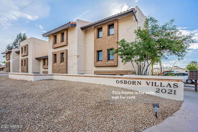 2021 E Osborn Road #1, Phoenix, AZ 85016 (MLS #6177048) :: Yost Realty Group at RE/MAX Casa Grande