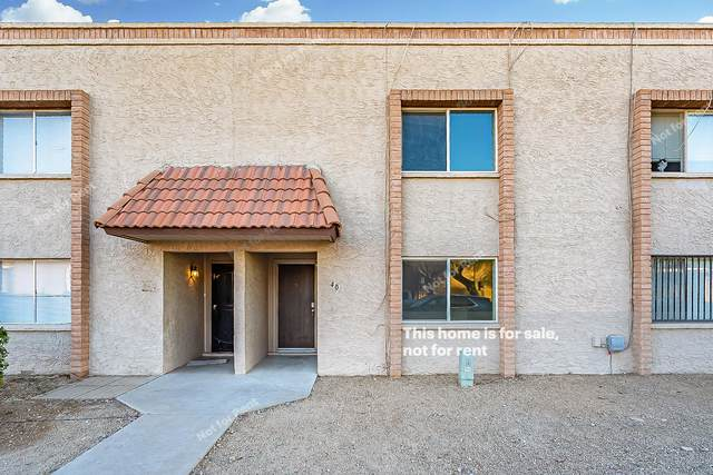 10411 N 11TH Avenue #40, Phoenix, AZ 85021 (MLS #6177052) :: Klaus Team Real Estate Solutions