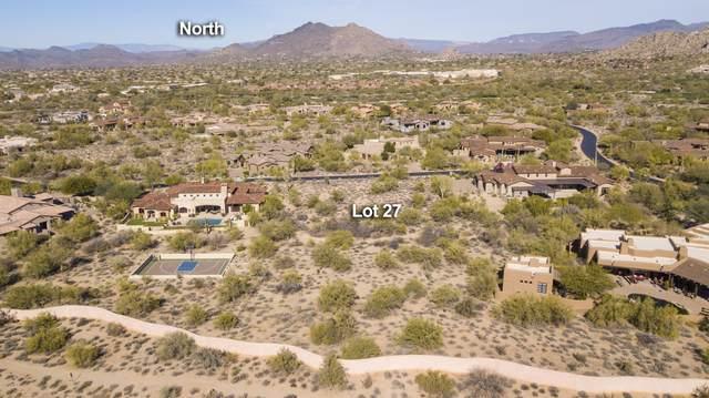 7397 E Lower Wash Pass, Scottsdale, AZ 85266 (MLS #6177097) :: The Ellens Team