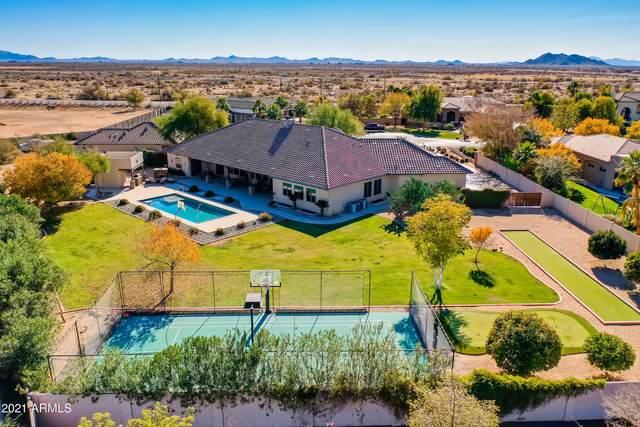 11432 E Starflower Court, Chandler, AZ 85249 (MLS #6177125) :: Yost Realty Group at RE/MAX Casa Grande