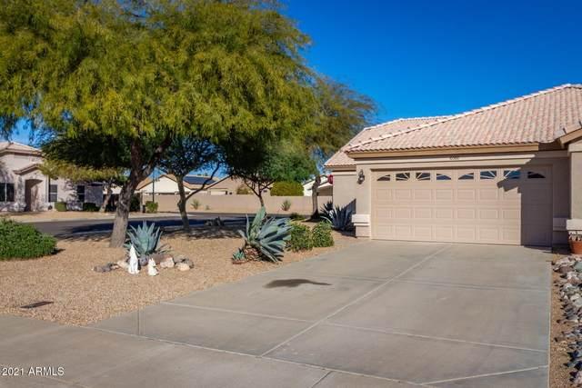 10360 W Burnett Road, Peoria, AZ 85382 (MLS #6177140) :: Conway Real Estate
