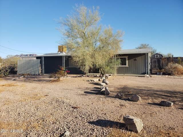 1180 W Tepee Street, Apache Junction, AZ 85120 (MLS #6177177) :: Conway Real Estate