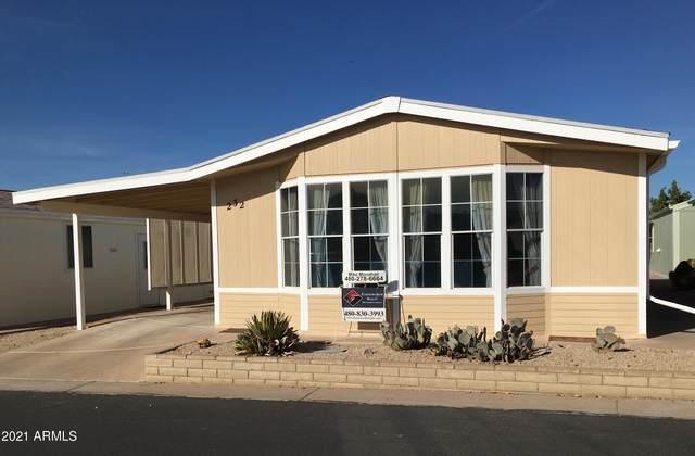 5735 E Mcdowell Road #232, Mesa, AZ 85215 (MLS #6177190) :: Maison DeBlanc Real Estate