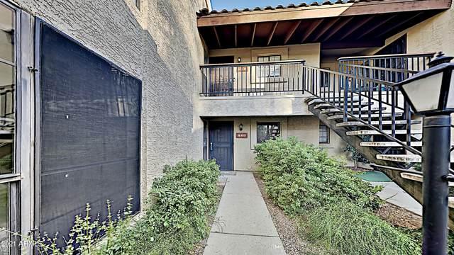 8331 N 21ST Drive H102, Phoenix, AZ 85021 (MLS #6177195) :: Conway Real Estate
