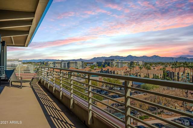 7301 E 3RD Avenue #504, Scottsdale, AZ 85251 (MLS #6177201) :: Yost Realty Group at RE/MAX Casa Grande